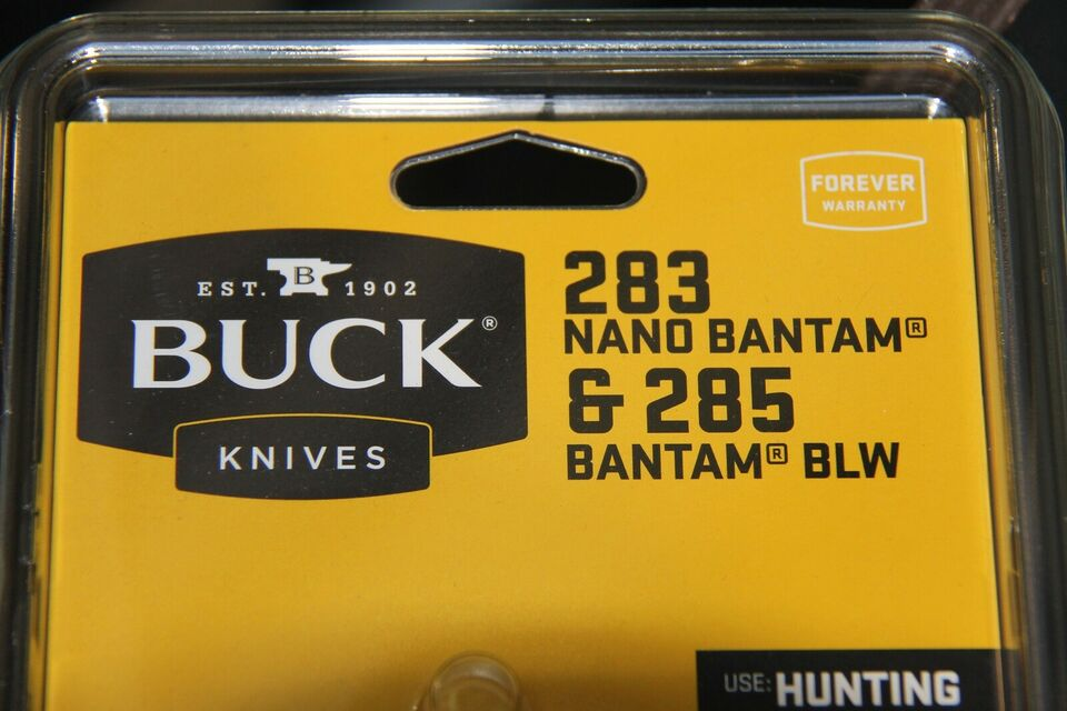 Jagtkniv, Buck