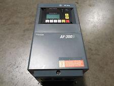 USED GE 6VAF343001B-A2 Variable Frequency Drive 1 HP 460V AF-300