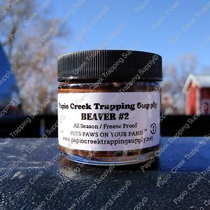 Papio Creek Beaver Lure #2 All Season Freeze Proof 2 Ounce