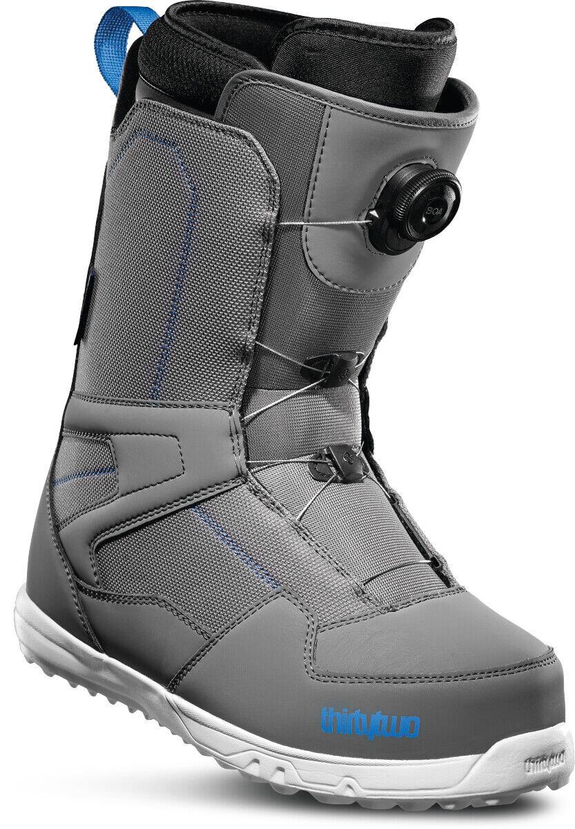 ThirtyTwo - Shifty BOA   2020 - Mens Snowboard Stiefel   grau