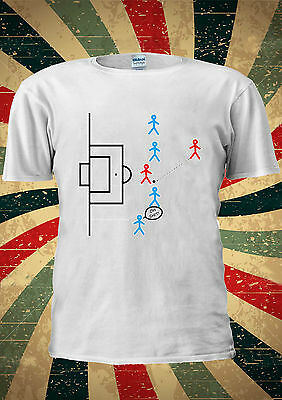 Offside Trap Football Soccer Funny Tumblr T-shirt Vest Top Men Women Unisex 1872