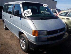 1993 Volkswagen EuroVan GL