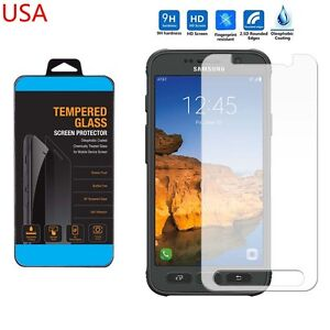 9H-ULTRA-CLEAR-TEMPER-GLASS-SCREEN-PROTECTOR-For-SAMSUNG-GALAXY-S7-Active-USA
