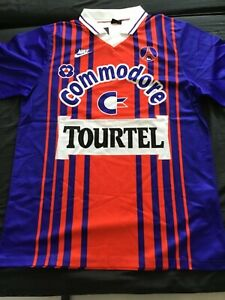 Maillot psg Nike rétro taille L neuf foot football paris saint germain