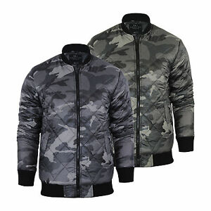 Veste-homme-smith-amp-jones-roman-camouflage-militaire-MA1-bomber-harrington-manteau
