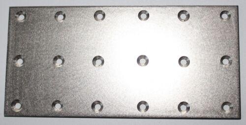 Perforées holzverbinder LOCHBLECH Acier Inoxydable v2a NEUF