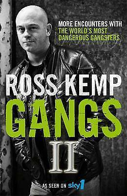 1 of 1 - Gangs II by Ross Kemp (Hardback, 2008)