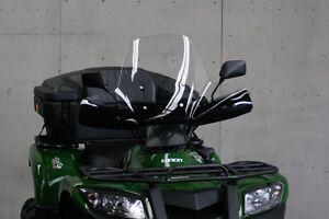 ATV-amp-Quad-Universal-Windschild-STELS-GUEPARD-und-viele-andere