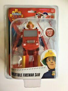 Convertible-Fireman-Sam-Transforming-into-a-Fire-Engine-Toy-Figure-Playset-BNIB
