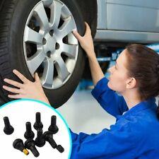 4Pcs Rubber TR414 Rubber 5.1cm//2.0in Car Wheel Snap In Tubeless Tire Tyre Valve Stem Dust Cap Tire Valve Stem