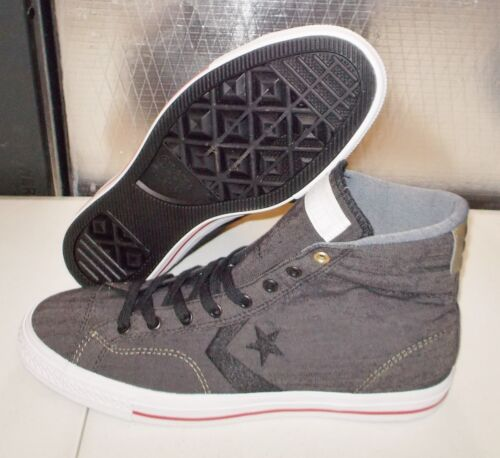 Black Mens Player Star Nuovo 10 Chambray Converse Cons 151311c qvgIg
