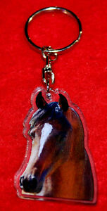 porte-cles cheval 10a animals keychain llavero animales schlusselring tiere YI2z843v-09164900-990044347