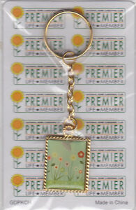 Image Is Loading NATIONAL HOME GARDENING CLUB PREMIER Life Member Keychain