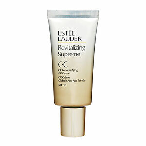 Estee Lauder - Revitalizing Supreme Global Anti-Aging CC Creme SPF10 - 30ml/1oz Peak Personal Care Moisturizing Therapy Massaging Gel Leg Covers