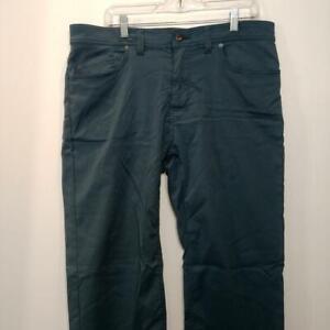 Prana Slim Fit Hiking Pants - Mens 36x32 - Pre-owned (6H69PE) Calgary Alberta Preview