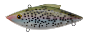 Trout Rainbow Classic Fishing Lure Rat-L-Trap Lipless Crankbait 1//2oz RT18