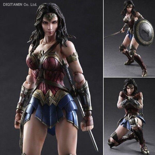 Dc wonder woman gerechtigkeitsliga modell actionfigur puppe statue sammlerstck