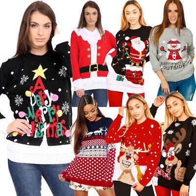 FashionClothing Children Kids Xmas Baby Deer Jumper Girls Bambi Boucle Christmas Sweater