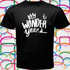 Image Is Loading The Wonder Years Band Logo Men 039 S