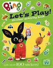 Let's Play Sticker Activity Book by HarperCollins Publishers (Paperback, 2015)