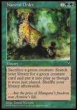 *MRM* ENG Ordre Naturel - natural order Nm MTG Visions
