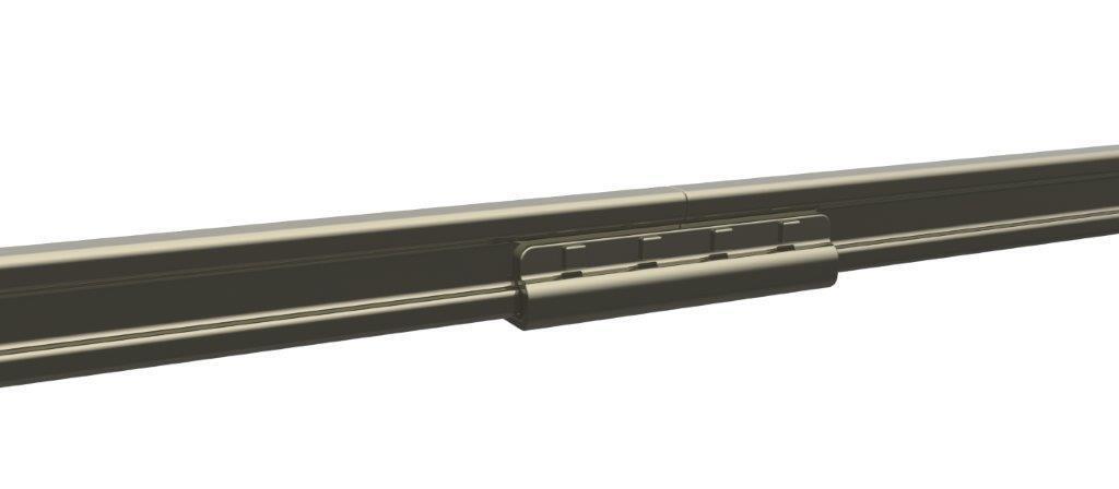 Peco SL-10 Rail Joiners For Code 100 124 Rail OO HO O Gauge PK24 Nickel Silver