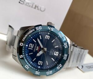 SRPB85K1-Automatic-Blue-Dial-Silver-Steel-Watch-COD-PayPal