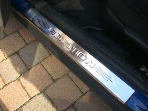 Einstiegsleisten passend für Peugeot 3008 ab 2009 /> 2016  4 teilig aus Edelstahl