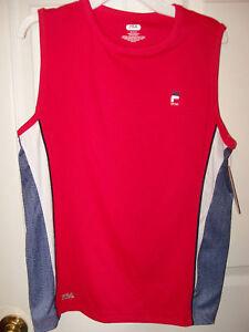FILA-Red-Sleeveless-Muscle-Shirt-Boys-Size-14-16-NWT-12
