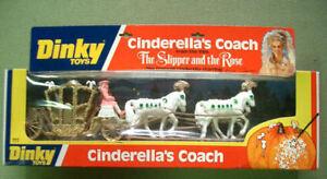 Vintage Cinderella's Coach N 111 Dinky Toys 1976 Mib
