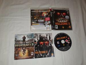 jeu sony playstation 3 ps3 occasion KILLZONE 2