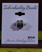 Sterling Silver Charm Hawaiian Slippers Geta Individuality Beads