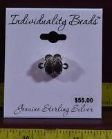 Sterling Silver Charm Hawaiian Slippers Geta Individuality Beads