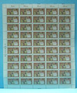 Bund-50er-Bogen-MiNr-970-postfrisch-MNH-Formnummer-1-Bogenzaehlnummer-BW3451