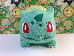 Pokemon-Center-Plush-Pokedoll-Bulbasaur-Patchwork-stuffed-soft-figure-USA-Seller