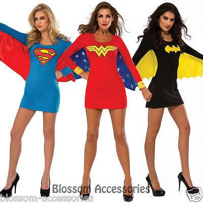 CL653 Wonder Woman Batgirl Supergirl Dress Up Wing Superhero Hero Costume Outfit