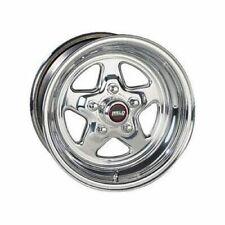 Weld Racing 96 55276 Pro Star 15x5 Wheel Rim Polished New