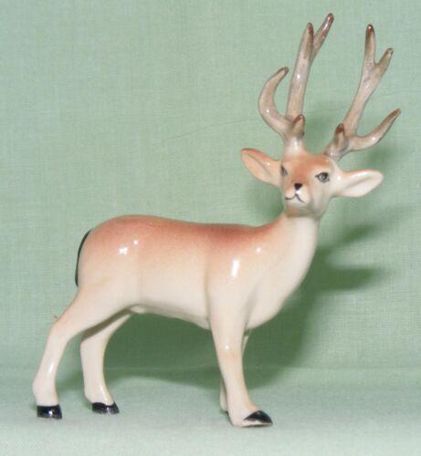 Klima Miniature Porcelain Animal Figure Roe Deer Stag K077