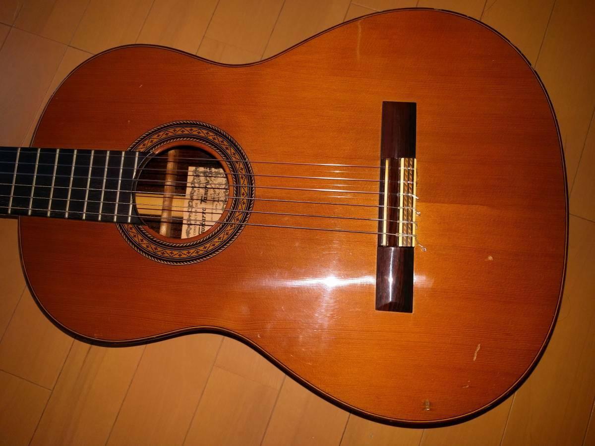 Gut Guitar p-30 Guitara Tamura 1968 JAPAN beautiful rare EMS F S