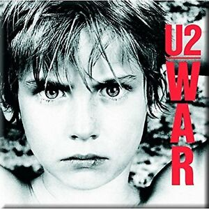 U2-Metal-Steel-Aimant-Guerre-Album-Cover-Cadeau-Fan-Idea-officiel