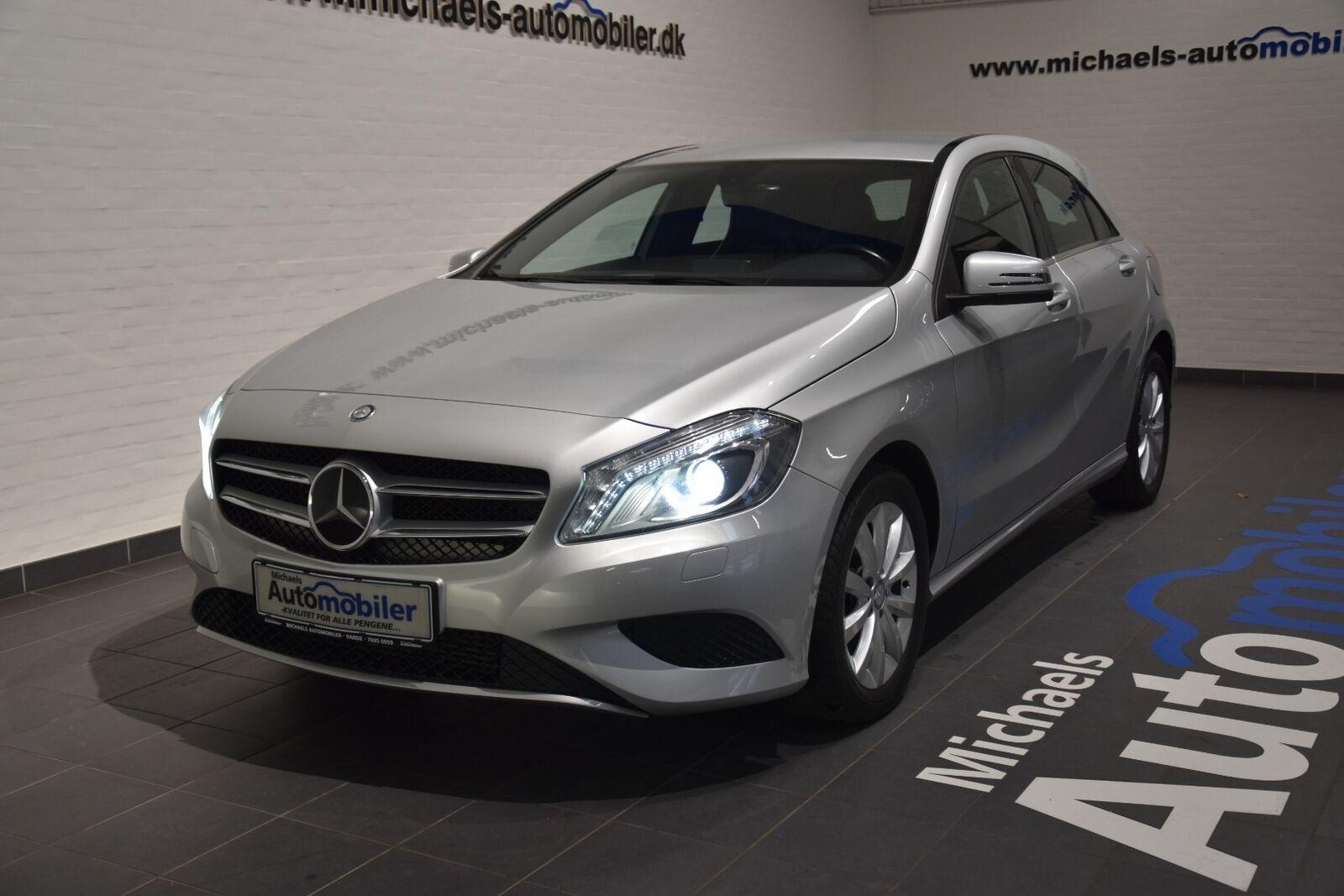 Mercedes A200 1,8 CDi Urban aut. 5d - 209.900 kr.