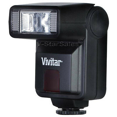 Vivitar SF3500 Digital Slave Flash for Canon T5i T4i T3i T3 T2i T1i  XSi 1200D