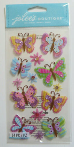 You Choose Jolees Packs of Lake Church Wedding Butterfly Florals Travel Grad