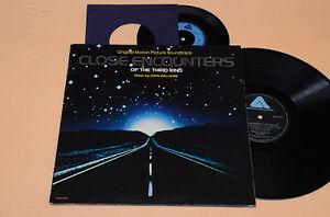 INCONTRI-RAVVICINATI-DEL-3-TIPO-CLOSE-ENCOUNTERS-LP-7-034-1-ST-1978-AUDIOFILI-NM