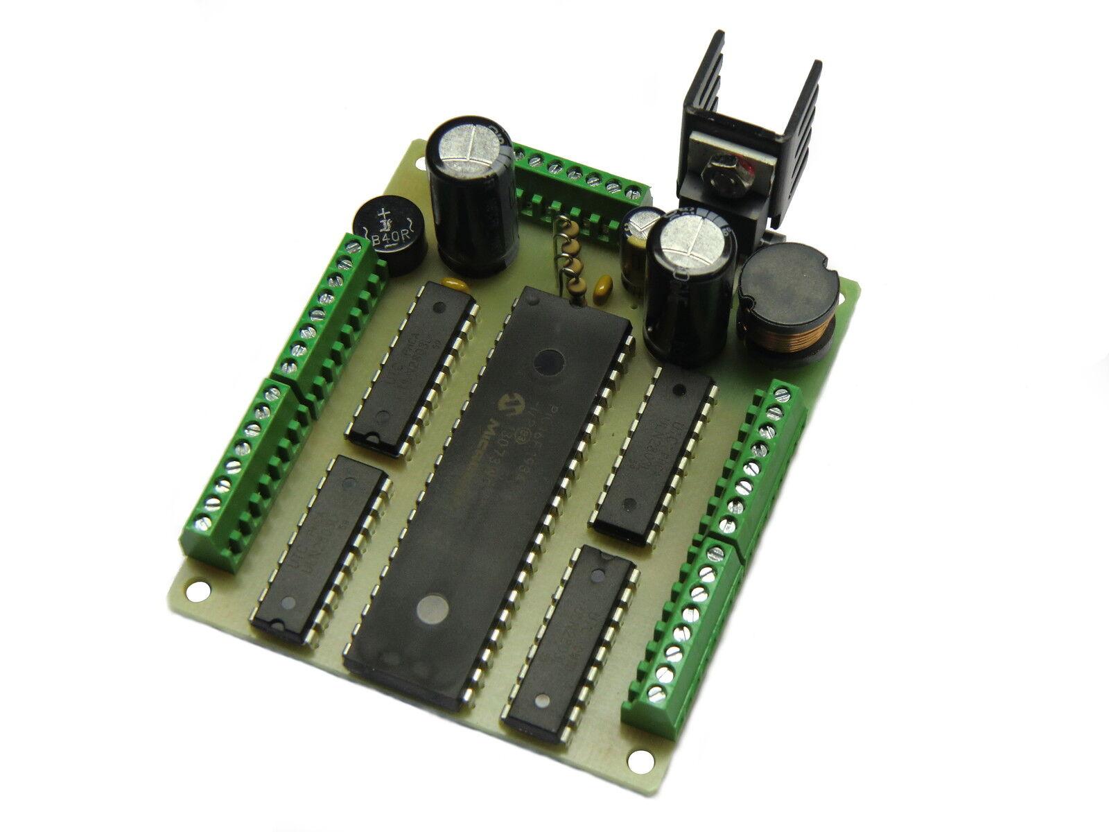 Zufallssteuerung - Modul für Modellbahn Lichtsteuerung  | Billig ideal