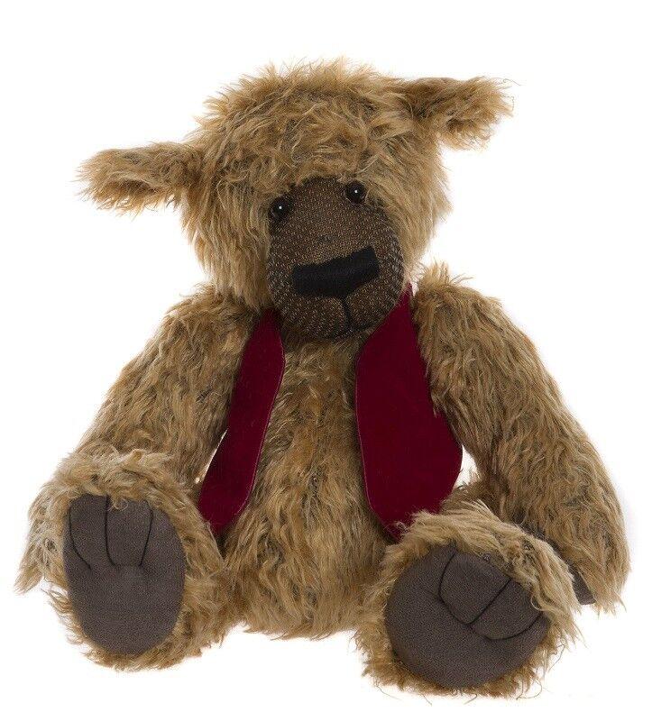 Alice's Bär Laden 'Woodroffe' Plüschtier von Charlie Bears - Abs186001