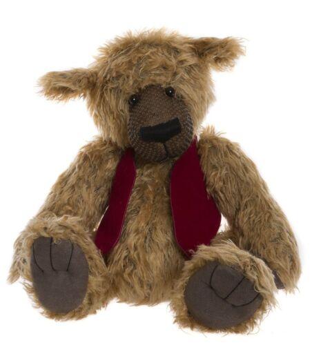 Alice/'s Bear Shop /'Woodroffe/' teddy by Charlie Bears ABS186001