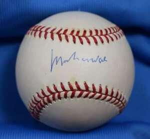 Muhammad-Ali-Signed-Jsa-Coa-National-League-Onl-Baseball-Autograph-Authentic