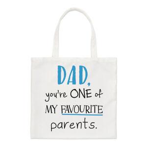 Dad Des Fourre Sac You're Petit Pères My Un De tout Fête Parents Favourite rrZw1