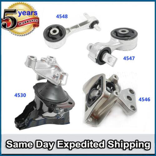 Trans Engine Motor Mount MT 4547 4530 4546 4548 M252 For 06-11 Honda Civic 1.8L